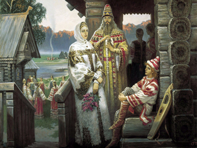 Родные, древние славянские имена
